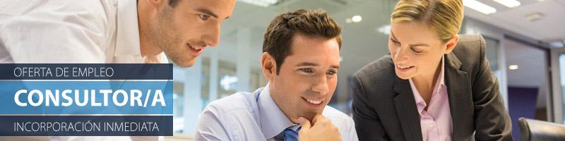 Cabecera Oferta Empleo: Consultor