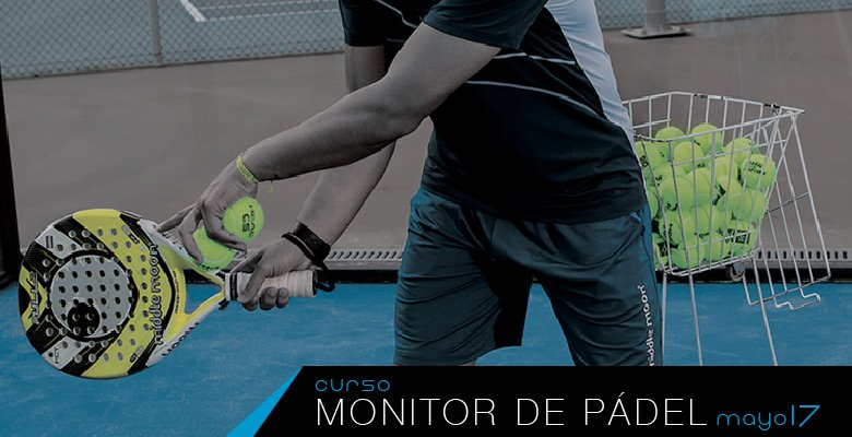 Noticia Monitor de pádel