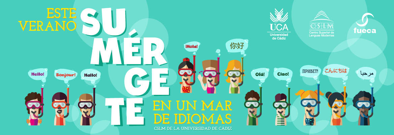 Cursos de idiomas CSLM verano 2017
